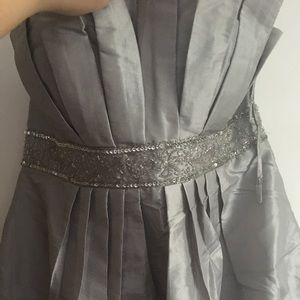 Short gown worn once for my bridal shower